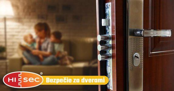 HISEC - Bezpečie za dverami