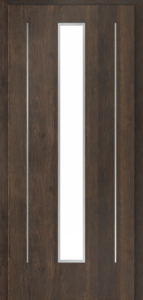 CAG Alumi Vertik S-FDZ | Dub tabakový