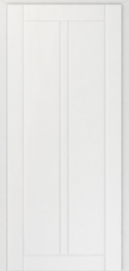 CAG Linie Frame RV2   Biela fólia