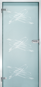 CAG NEG-1   Celosklenené dvere