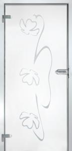 CAG POZ-2   Celosklenené dvere