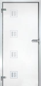 CAG POZ-3   Celosklenené dvere