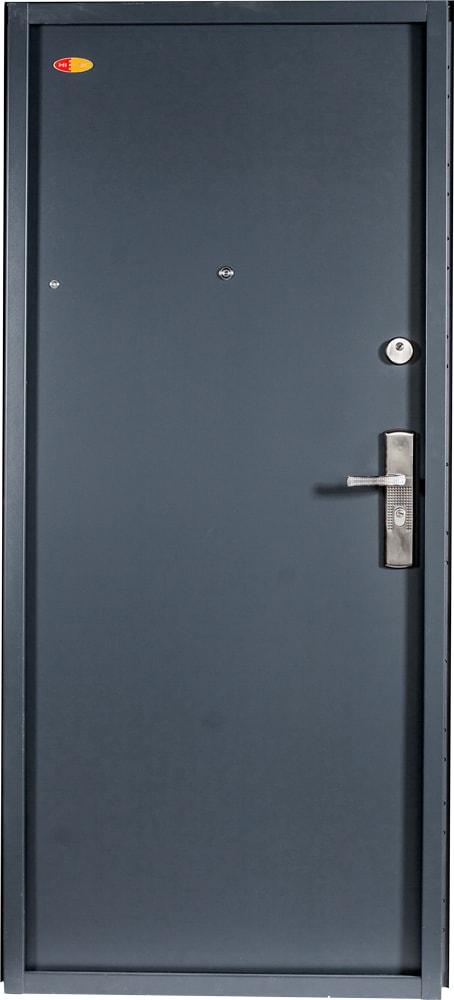 Bezpečnostné dvere HISEC Elegante | Antrazit