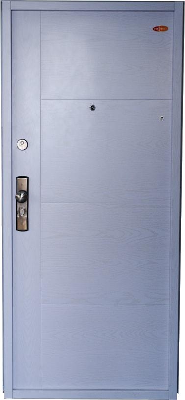 Bezpečnostné dvere HISEC Trend+ | Biele