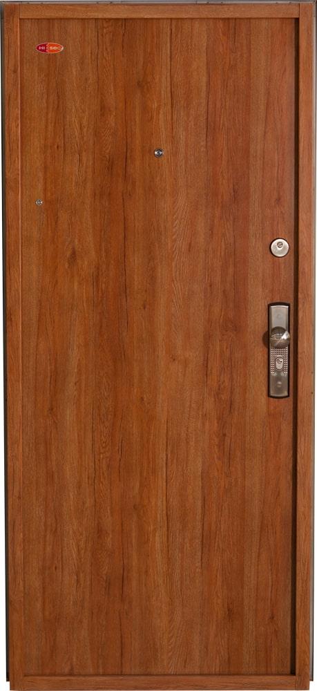 Bezpečnostné dvere HISEC Elegante   Dub svetlý